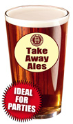 Burton Bridge Inn take-away ales ideal for new years eve, Christmas & parties.  Real Ale, UK brewed.